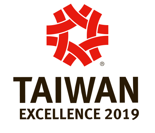 Taiwan Excellence Gold Award 2019