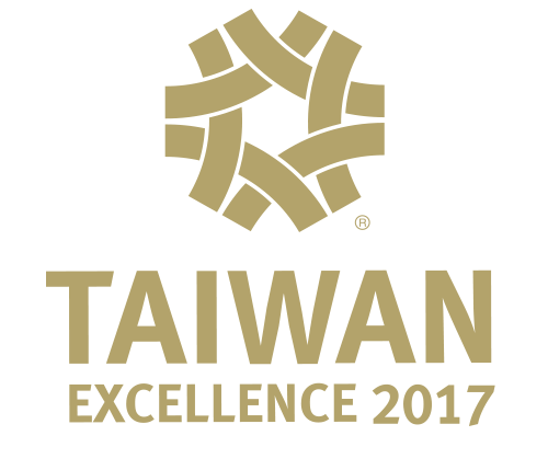 Taiwan Excellence Gold Award 2017