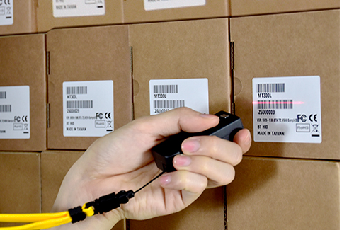 wireless barcode scanner for warehouse management