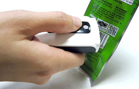2D bluetooth barcode scanner
