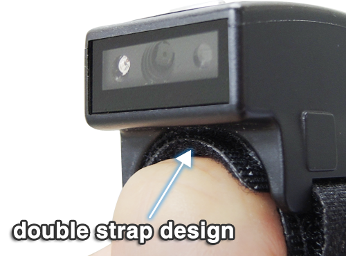 2d wearable barcode scanner