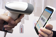 high density barcode scanner