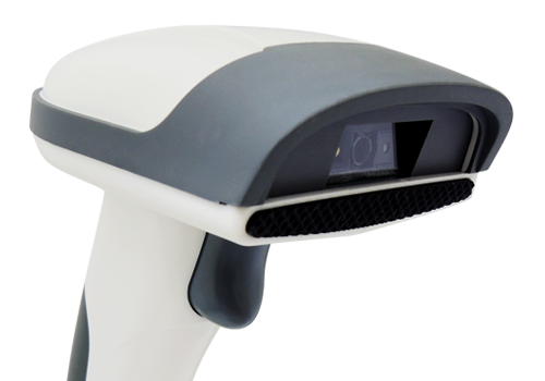 2D handheld barcode scanner for retail application